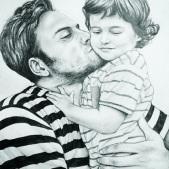 oğlum ve ben